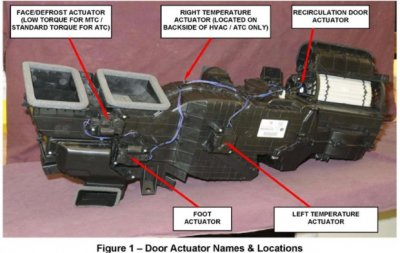 blend door actuator locations | DODGE RAM FORUM - Dodge